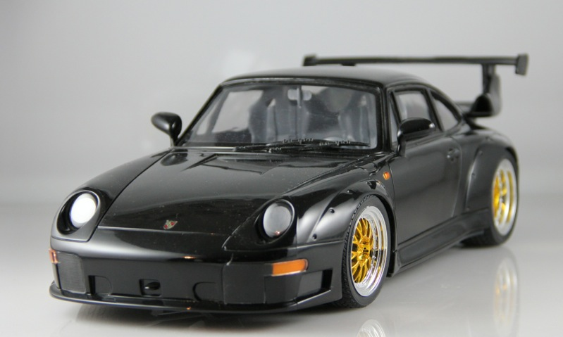 porsche 911 gt2 993 1 10 rc car graupner neu mit fernsteuerung unbespielt ebay. Black Bedroom Furniture Sets. Home Design Ideas